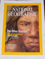 NATIONAL GEOGRAPHIC MAGAZINE OCTOBER 2008 - THE OTHER HUMANS