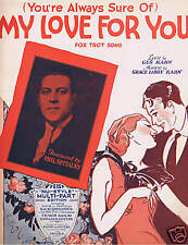 1930 - Phil Spitalny - My Love for You