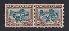 South Africa Sc 30 MLH. 1927 2sh6p Trekking, perf 14 VF