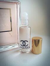 CHANEL Coco Mademoiselle Eau de Parfum Glass Rollerball Travel SAMPLE ~ 5ml EDP