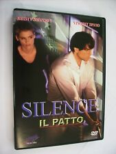 SILENCE IL PATTO - DVD EXCELLENT CONDITION - VINCENT SPANO - KRISTY SWANSON