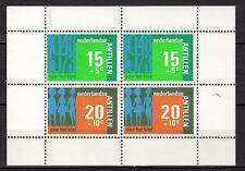 Dutch Antilles - 1973 Child welfare Mi. Bl. 3 MNH