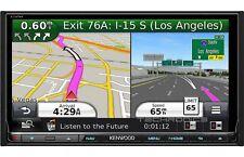 KENWOOD EXCELON DNN992 WI-FI GPS NAVIGATION BLUETOOTH DVD CD CAR STEREO PLAYER