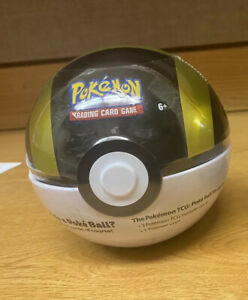 Pokemon TCG Ultra Ball Tin D20 Tin 3 Packs Series trading card Game Pokeball