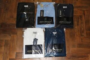 John Smedley  ADRIAN Mens 100% Sea Island Cotton Polo Shirt BNWT RRP £155