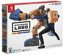 Nintendo Labo Robot Kit for Nintendo Switch release day delivery 2018 New NIB