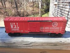 Lionel 6464-525 Minneapolis & St. Louis Boxcar - ORIGINAL BOX