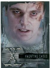 X Files Connections Haunting Cases Chase Card HC-4