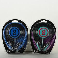 Skullcandy 2XL Wage Light Weight Stereo Headphones w/Full Adjustable Suspension