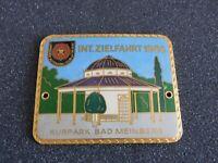 Vintage Oldtimer Automobile Club - Porcelain Enamel Car Grille Badge Emblem 325