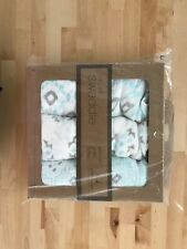 Aden and Anais Swaddle silky soft 3 pack