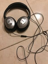 Bose QuietComfort 15 QC15 Headphones - Silver-- Blue Bin 6B