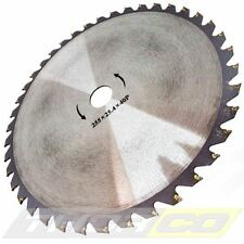 High Quality 40 T Teeth CARBIDE BLADE for BRUSH CUTTER Multi Tools Strimmer