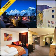 Kurzreise Schweiz 3 Tage 2 Personen Hotel Hotelgutschein Wochenende Kuzurlaub