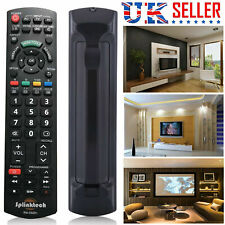 Replacement Remote Control For Panasonic Various Viera LCD LED Plasma TV's