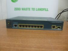 Cisco WS-C3560-8PC-S Catalyst 3560 PoE 8 Port Switch with Power Cord