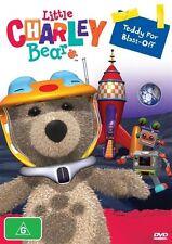 LITTLE CHARLEY BEAR Teddy For Blast-Off DVD R4