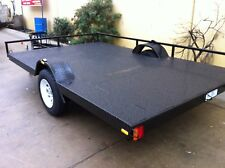 Brand new Trailer single axle braked 1450kg ATM QUAD SUIT HONDA OFFROAD QUADS
