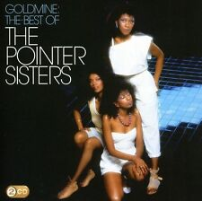The Pointer Sisters - Goldmine: Best of [New CD] Holland - Import