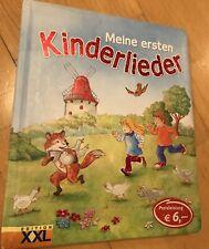 Buch Kinderlieder, Baby