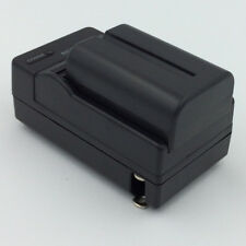 Battery AND Charger for SONY Handycam DCR-PC9E DCR-PC100E DCR-PC101E DCR-PC105E