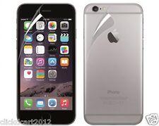 Front & Back Matte Anti-Fingerprint Screen Protector For Apple iPhone 6