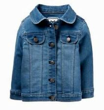NEW Gymboree Toddler Girl's Casual Denim Jean Blue Jacket Size 4T