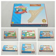 Thomas Wooden Train Tracks / New in Box / Clickity-Clack tracks / Pick & Choose