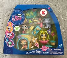 Lps Lot Pets In The Jungle New In Box Set
