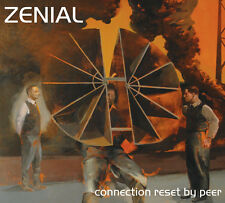 Zenial ‎– Connection Reset By Peer CD
