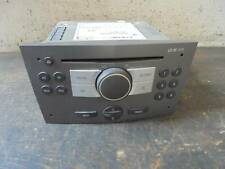 CD-speler radio Opel Astra H CD30 MP3 1.6i Twinport 77kW Z16XEP 188138