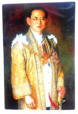 Bild picture König King Bhumibol Adulyadej RAMA IX Thailand 15x10 cm  (s9