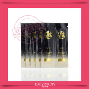 Oribe Gold Lust Repair & Restore Shampoo and Conditioner Set 5 Samples NEW FAST