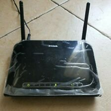 Modem router D-Link dsl-2750b WiFi Wireless ADSL 2 USB Free PERFECT AS NEW