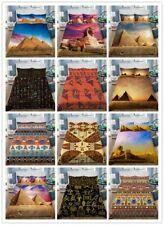 Egyptian pyramids Duvet/Quilt cover Pillowcase bedding set Single/Double-3PCS