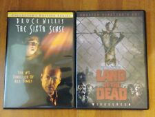 The Sixth Sense & Land Of The Dead 2-Dvd Bundle Used