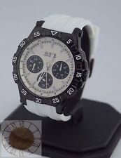 Guess Watch, Men's Chronograph Gold-Tone Watch U0966G3, New