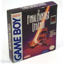 Nintendo GameBoy Spiel - Final Fantasy: Legend I / 1 ENGLISCH mit OVP