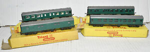 TRIANG TT BOXED ALL 4 SOUTHERN REGION COACHES