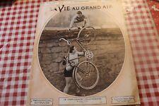 1905  la vie au grand air 332 PERMIS DE CONDUIRE A PARIS