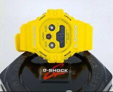 G-shock Tapak Kucing Kuning DW 5900