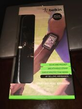 Belkin Sports Fit Plus Armband Strap for iPhone 6 Plus, 6s Plus - Brand New