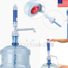 Portable Electric Water Pump Dispenser for 5 Gallon Bottled Drinking Water US