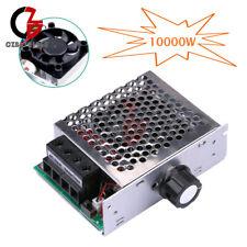 10000w Ac110v Electronic Scr Regulator Voltage Motor Speed Temp Controller Fan