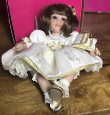 "Marie Osmond Doll Tiny Tots ~ 5.5"" ANN MARIE HOLIDAY ~ Mint in Box"