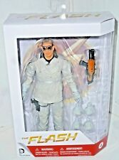 """The Flash Heat Wave Figure DC Collectables BNIB Series 4 7"""""""