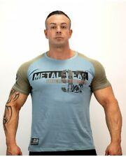 Legal Power T-Shirt Big Tee Metal Wear - super Jersey Baumwolle 180g/m²
