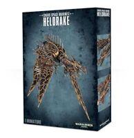 Chaos Space Marines Heldrake - Warhammer 40k - Brand New! 43-15