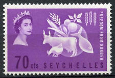 Mint Never Hinged/MNH Postage Seychellois Stamps (Pre-1976)