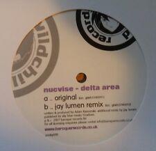 "Nucvise  ""Delta Area"" * pooky009 / Original + Jay Lumen Remix"
